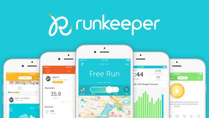 5 ứng dụng hot nhất dành cho người mới chạy bộ