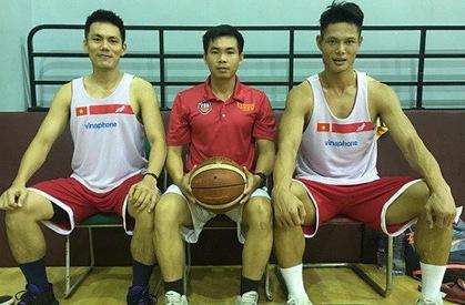 Nguyễn Văn Hùng sát cánh cùng Phan Thanh Cảnh tại giải 3x3 Quốc Gia