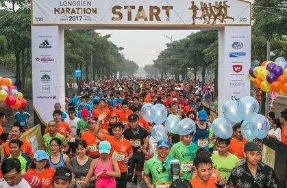 Longbien Marathon 2018 cán mốc 1000 VĐV ghi danh chỉ sau 3 ngày mở cổng đăng ký