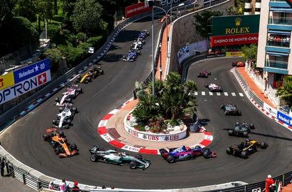 Khởi tranh Monaco GP: Rực lửa đường phố Monte Carlo