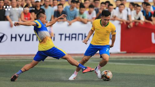 """FC Văn Minh: Sự kết hợp giữa dân chuyên và """"sao"""" phủi trong ngày khai màn HPL-S6"""