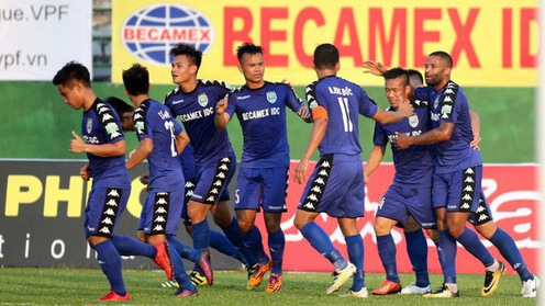 B.Bình Dương vô địch Cup Quốc gia, quả ngọt đầu tiên trong chiến lược trẻ hóa