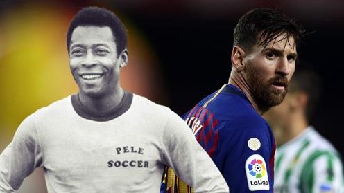 Messi có đủ thời gian vượt mặt Pele để trở thành chân sút vĩ đại nhất cấp độ CLB?