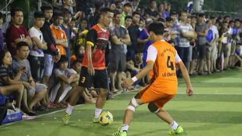 """Giải futsal Quốc gia """"thu nhỏ"""" tại trận chung kết đồng hương Huế 2018"""