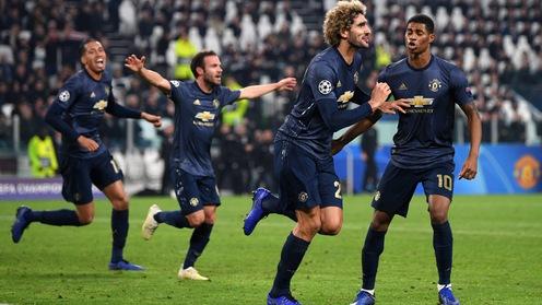 Chấm điểm Juventus - Man Utd: Ronaldo điểm cao vẫn chào thua dàn sao Quỷ đỏ