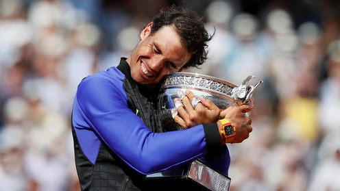 """Roland Garros có nên đổi tên thành """"Rafael Nadal Open""""?"""