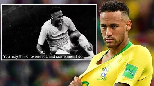 Phanh phui sự thật Neymar đút túi tiền tỷ với lời xin lỗi hành vi ăn vạ ở World Cup