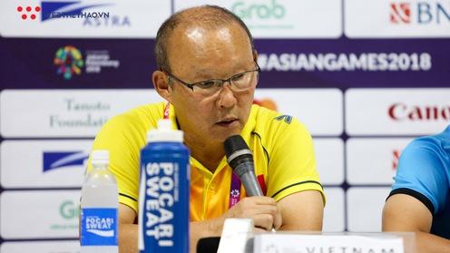 """HLV Park Hang Seo: """"Trận này, không có lý do gì để thua Olympic Nhật Bản"""""""