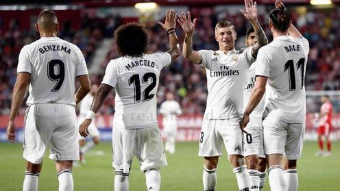 4 thay đổi ngoạn mục ở Real Madrid sau 100 ngày Lopetegui cầm quân