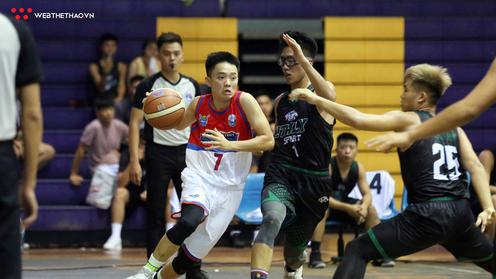 """Liên đoàn bóng rổ Việt Nam chuẩn bị cho ra đời """"Giải trẻ VBA"""""""