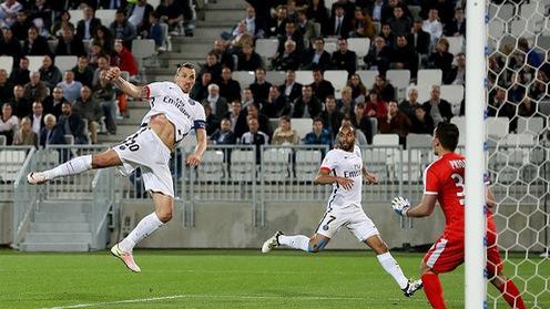 Video Ligue 1: Bordeaux 1-1 PSG
