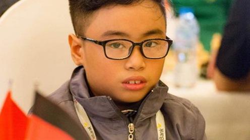 Cúp Chiến thắng 2017: Kỳ thủ 8 tuổi Gia Phúc giành giải VĐV yêu thích nhất