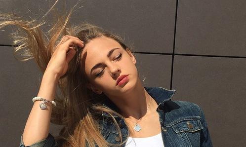 """Tan chảy trước vẻ đẹp của """"Nữ thần Judo"""" 17 tuổi Daria Bilodid"""
