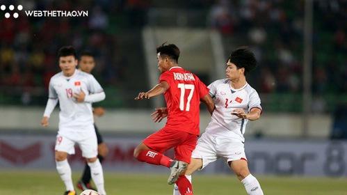 AFF Cup: ?T Vi?t Nam v??t m?t Indonesia, b? Thái Lan b? xa v?… ?i?m s?