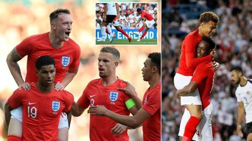 GHQT: Rashford tỏa sáng rực rỡ, Anh thắng dễ Costa Rica