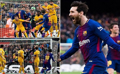 Video: Làm thế nào để sút phạt siêu đẳng như Messi?