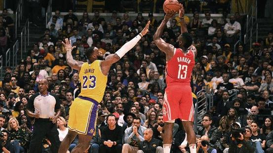 Video kết quả NBA 2018/19 ngày 21/10: Los Angeles Lakers - Houston Rockets