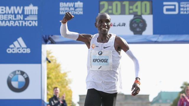 Những dấu ấn kỷ lục chạy bộ nổi bật nhất thế giới năm 2018 - Ảnh 2.