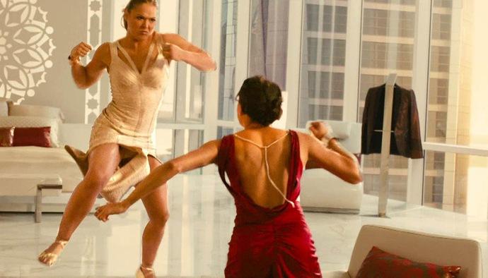 Ronda Rousey, Cung Lê và những võ sỹ MMA từng thành công trong điện ảnh