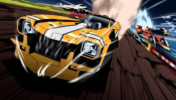 Top 6 Anime dành cho người đam mê tốc độ