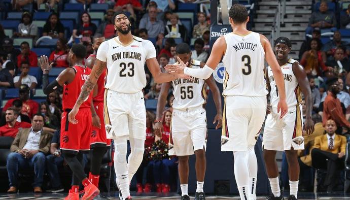 Video kết quả NBA 2018/19 ngày 18/10: Houston Rockets - New Orleans Pelicans