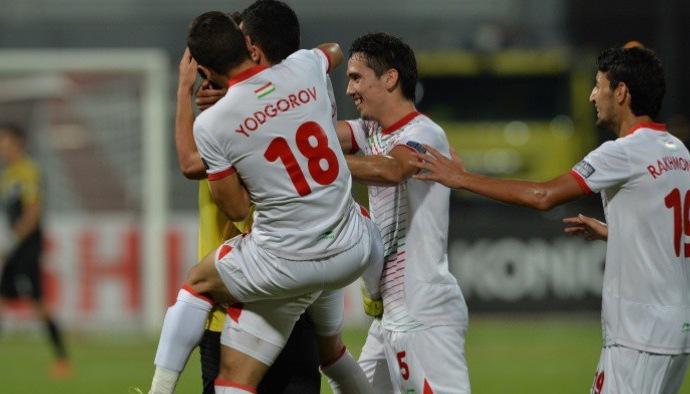 Video kết quả VCK U19 châu Á 2018: U19 Tajikistan - U19 Trung Quốc