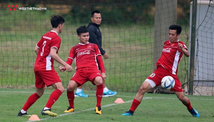 Lịch thi đấu của ĐTVN tại Hàn Quốc, chuẩn bị cho AFF Cup 2018