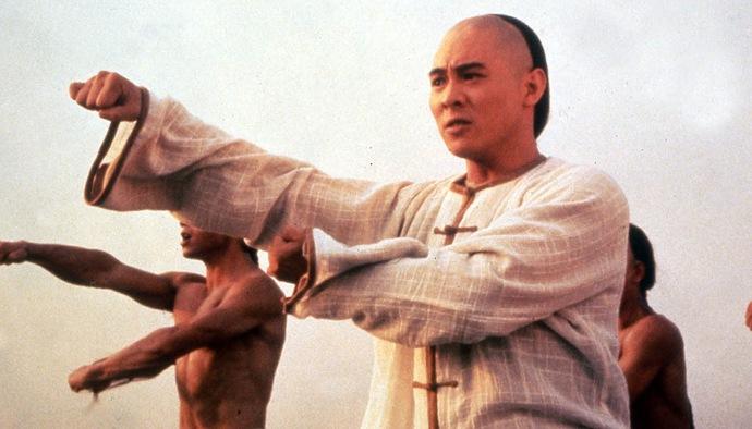 10 phim võ thuật kinh điển của Lý Liên Kiệt