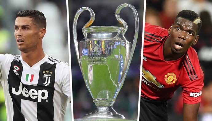Lịch thi đấu vòng bảng Champions League hôm nay (đêm 23/10 và sáng 24/10) trực tiếp K+