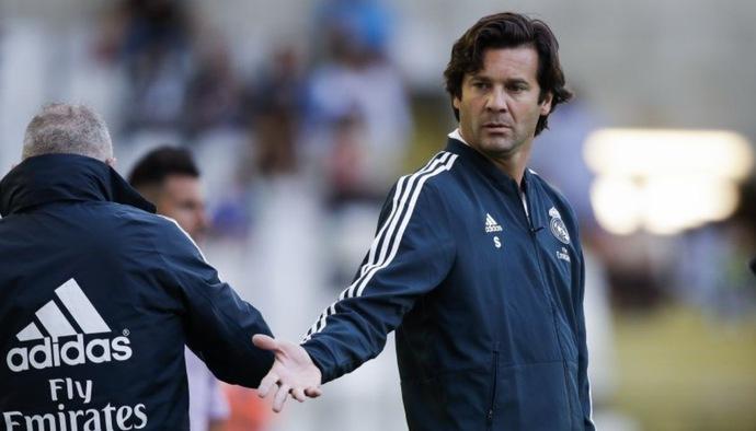Những điều cần biết về HLV tạm quyền của Real Madrid Santiago Solari