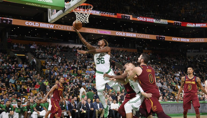 Video kết quả NBA Preseason 2018/19: Boston Celtics - Cleveland Cavaliers