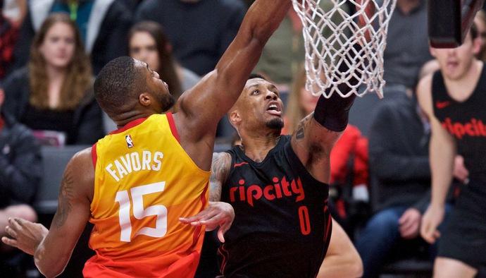 Video kết quả NBA Preseason 2018/19: Portland Trail Blazers - Utah Jazz