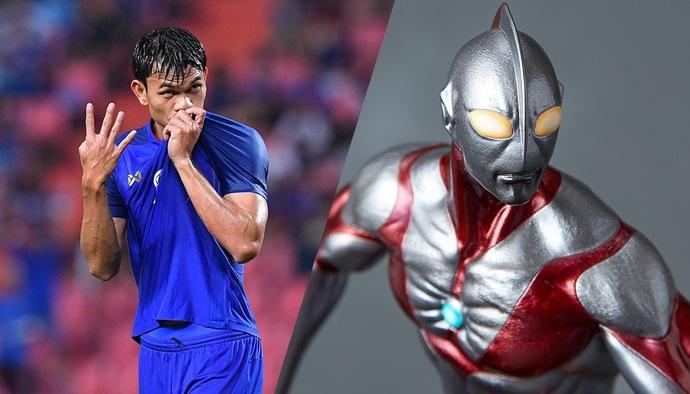 """AFF Cup 2018: """"Siêu ti?n ??o"""" ?T Thái Lan ghi bàn sòn sòn nh? c?m h?ng t?... phim ho?t hình"""
