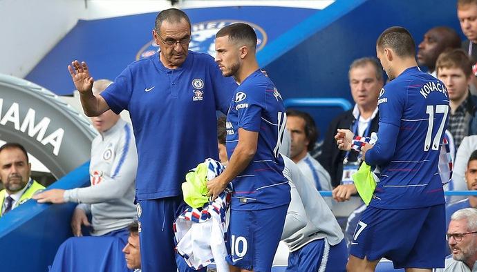 HLV Sarri biến Eden Hazard thành cầu thủ tấn công hoàn hảo như thế nào?