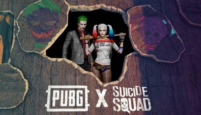 """PUBG Corp """"nhá hàng"""" skin Joker và Harley Quinn trong trailer cực chất"""