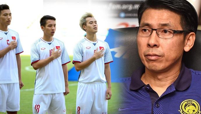 AFF Cup 2018: Hé lộ điều khiến HLV Malaysia sợ hãi nhất khi đối đầu ĐT Việt Nam