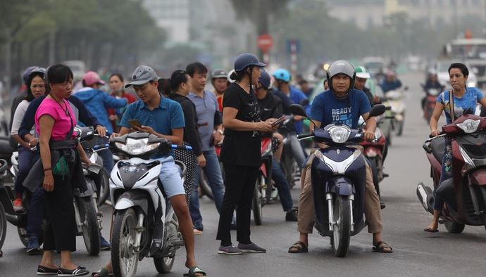 NÓNG: Cơ quan an ninh bắt hàng loạt cò vé trận ĐT Việt Nam - ĐT Malaysia tại AFF Cup 2018