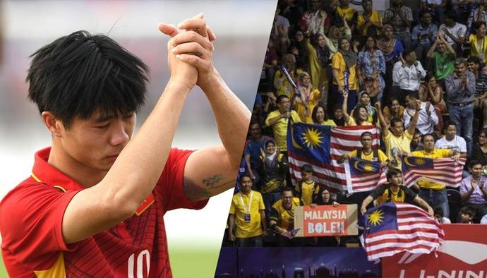 """Sẽ ra sao nếu Công Phượng và ĐTVN đối mặt với sự """"điên rồ"""" của NHM Malaysia?"""