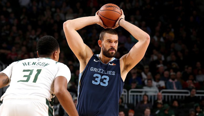 Video kết quả NBA 2018/19 ngày 15/11: Memphis Grizzlies - Milwaukee Bucks