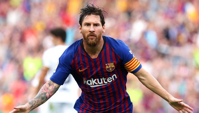 """Dù chấn thương, Messi vẫn lọt Top """"cầu thủ sáng tạo nhất"""" mùa giải 2018/19"""