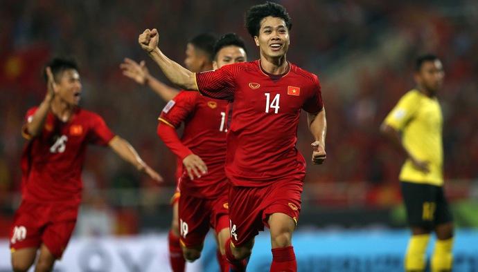 Video kết quả AFF Cup 2018: ĐT Việt Nam - ĐT Malaysia