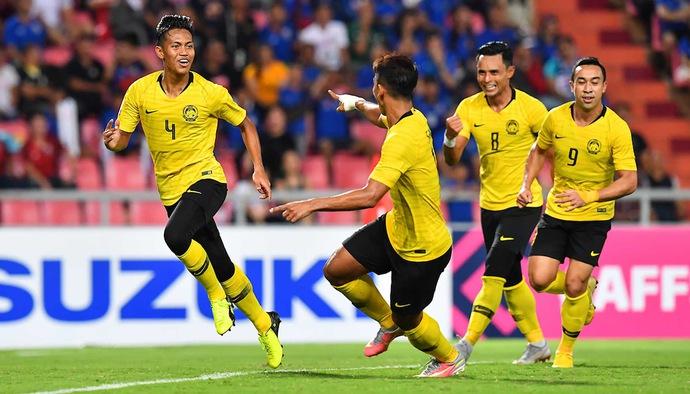 Chung kết AFF Cup 2018: ĐT Malaysia tri ân NHM sau trận hòa kịch tính ĐT Việt Nam