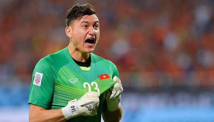 AFF Cup 2018: Đăng Văn Lâm muốn được thi đấu cho Man Utd nếu có cơ hội
