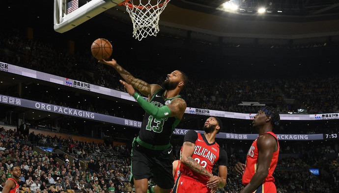 Video kết quả NBA 2018/19 ngày 11/12: Boston Celtics - New Orleans Pelicans