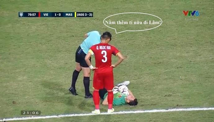 Những bức ảnh chế hài hước nhất trong ngày ĐT Việt Nam vô địch AFF Cup 2018