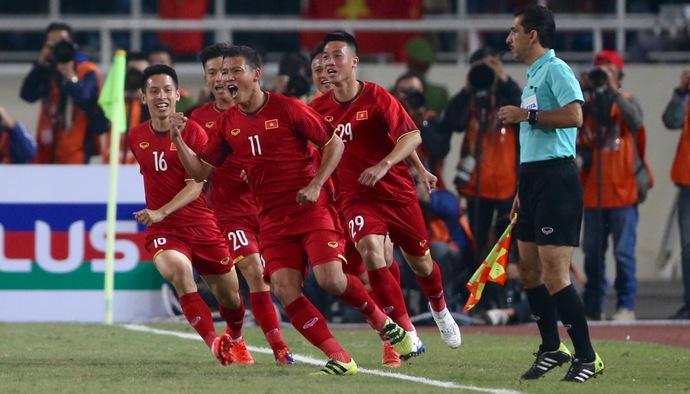 Lịch thi đấu và trực tiếp vòng bảng của ĐT Việt Nam tại VCK Asian Cup 2019