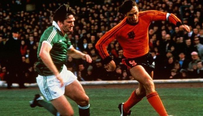 Huyền thoại World Cup: Hoa tuylip bất tử Johan Cruyff
