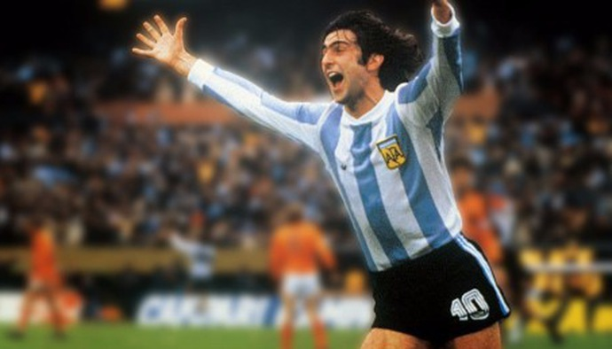 Huyền thoại World Cup: Vũ công số 1 Mario Kempes
