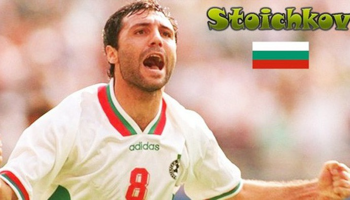 """Hồi ký World Cup: Bulgaria và """"bông hồng đẹp nhất"""" Stoichkov"""