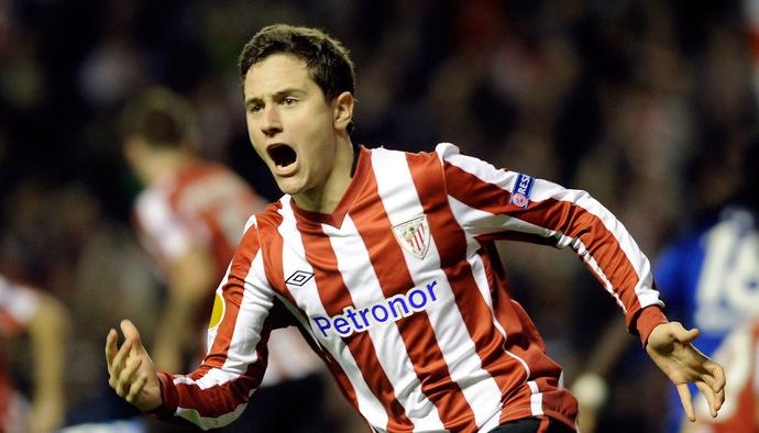 """Ký ức La Liga: Ander Herrera - """"Bộ não thiên tài"""" trong màu áo Athletic Bilbao"""